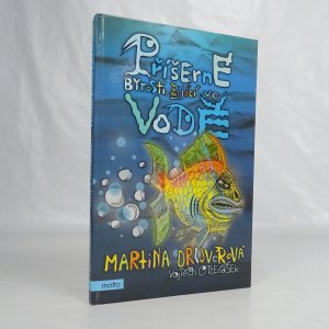 náhled knihy - Příšerné bytosti žijící ve vodě