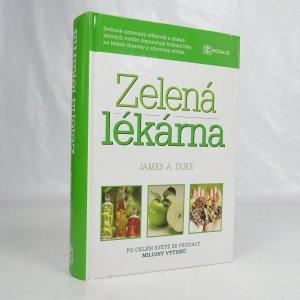 náhled knihy - Zelená lékarna