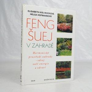 náhled knihy - Feng-šuej v zahradě