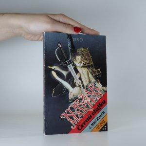 náhled knihy - Korzár Marten 1. Černá vlajka