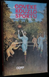 náhled knihy - Odvěké kouzlo sportu