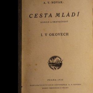 antikvární kniha Cesta mládí I.–II., 1933