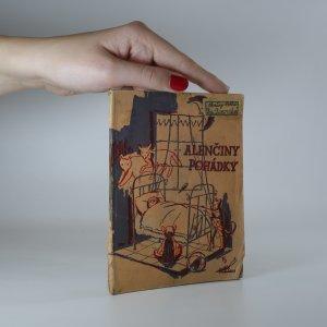 náhled knihy - Alenčiny pohádky