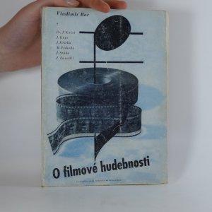 náhled knihy - O filmové hudebnosti