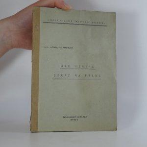 náhled knihy - Jak vzniká obraz na filmu