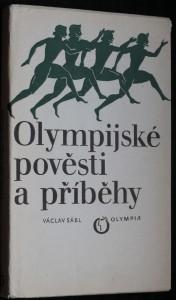 náhled knihy - Olympijské pověsti a příběhy