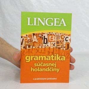 náhled knihy - Gramatika súčasnej holandčiny