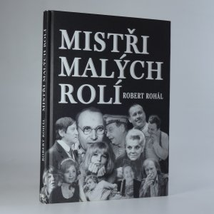 náhled knihy - Mistři malých rolí