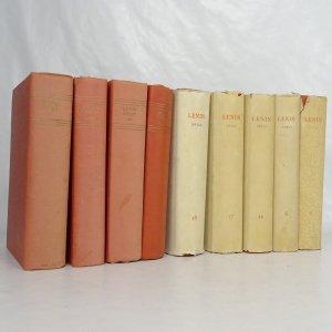náhled knihy - Lenin - Spisy (díly 2, 6, 12, 15, 17, 18, 35, 40, 41)