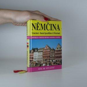 náhled knihy - Němčina. Konverzace, turistický průvodce, gramatika a slovník