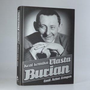 náhled knihy - Král komiků Vlasta Burian