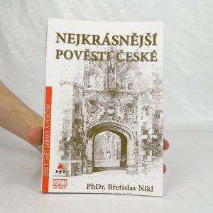 náhled knihy - Nejkrásnější pověsti české