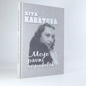 náhled knihy - Moje první republika