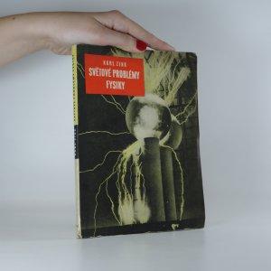 náhled knihy - Světové problémy fysiky