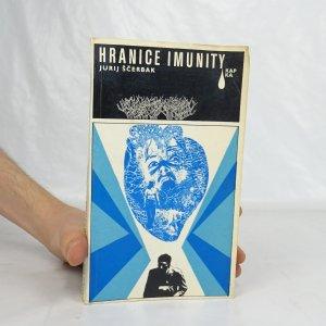 náhled knihy - Hranice imunity