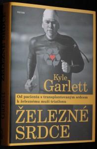 náhled knihy - Železné srdce : od pacienta s transplantovaným srdcem k železnému muži triatlonu
