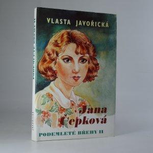 náhled knihy - Jana Čepková, Podemleté břehy II.