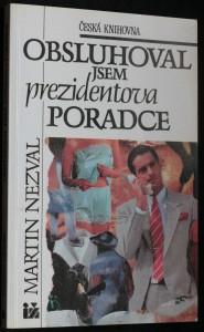 náhled knihy - Obsluhoval jsem prezidentova poradce