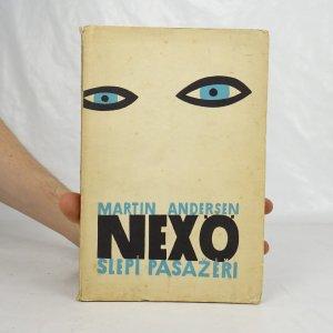 náhled knihy - Slepí pasažéři