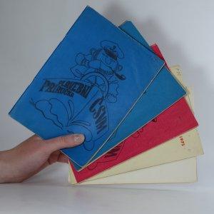náhled knihy - Plavební příručka ČSVM 1970 (2x), 1971 (2x), 1972, 1976