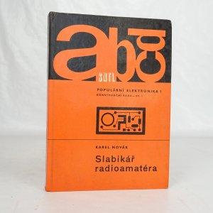 náhled knihy - Slabikář radioamatéra