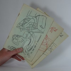 náhled knihy - Ty, tvá loď a paragrafy (3 svazky)