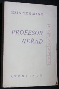 náhled knihy -  Profesor Neřád : konec tyranův