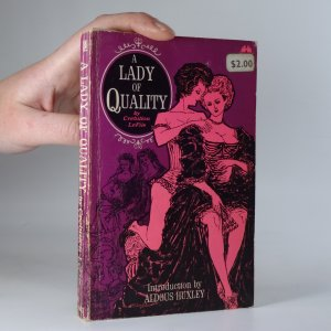 náhled knihy - A lady of quality