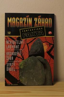 náhled knihy - Magazín záhad : fantastická fakta; 12