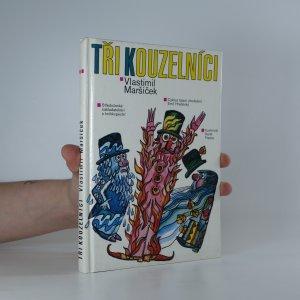 náhled knihy - Tři kouzelníci