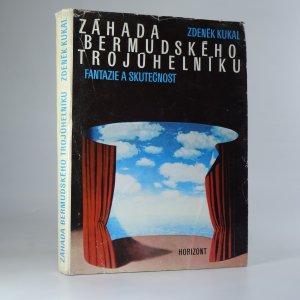náhled knihy - Záhada Bermudského trojúhelníku. Fantazie a skutečnost.