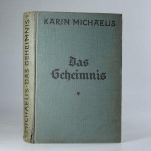 náhled knihy - Das Geheimnis