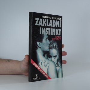náhled knihy - Základní instinkt