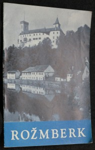 náhled knihy - Rožmberk