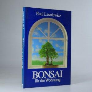 náhled knihy - Bonsai für die Wohnung