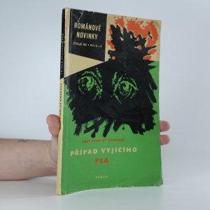 náhled knihy - Případ vyjícího psa