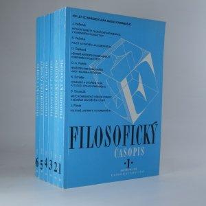 náhled knihy - Filosofický časopis ročník 40/1992 (6 svazků)
