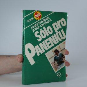 náhled knihy - Sólo pro Panenku