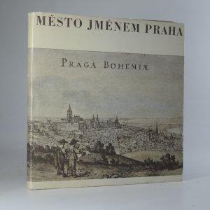 náhled knihy - Město jménem Praha