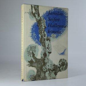 náhled knihy - Halleyova kometa