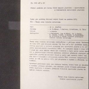 antikvární kniha Ty, tvá loď a paragrafy!, 1973