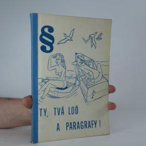 náhled knihy - Ty, tvá loď a paragrafy!