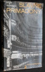 náhled knihy - Slavné primadony : od Bordoniové ke Callasové