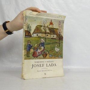 náhled knihy - Národní umělec Josef Lada
