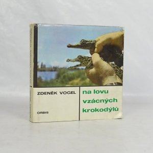 náhled knihy - Na lovu vzácných krokodýlů