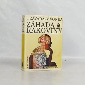 náhled knihy - Záhada rakoviny