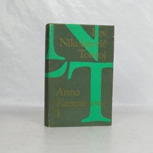 náhled knihy - Anna Kareninová. 1. díl (1 svazek)