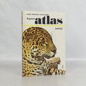 náhled knihy - Kapesní atlas savců