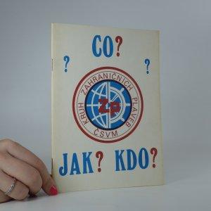 náhled knihy - Kruh zahraničních plaveb ČSVM. Jak? Kdo? Co?