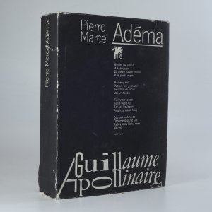 náhled knihy - Guillaume Apollinaire